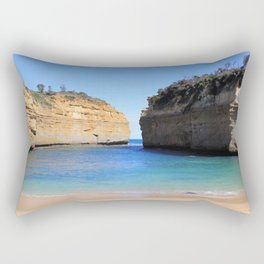Loch Ard Gorge Rectangular Pillow
