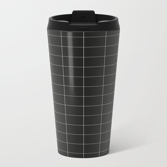 10PM Metal Travel Mug