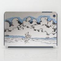 sail iPad Cases featuring Sail by Bryan McKinney