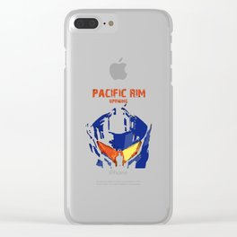Pacific Rim Uprising 2018 movie Clear iPhone Case