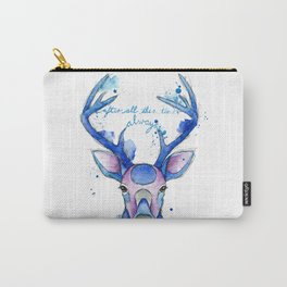 Always. Harry Potter patronus. Carry-All Pouch