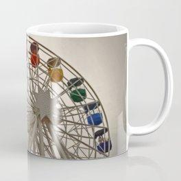 Wheel, Tibidabo Coffee Mug