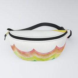 Rainbow Sea Fanny Pack