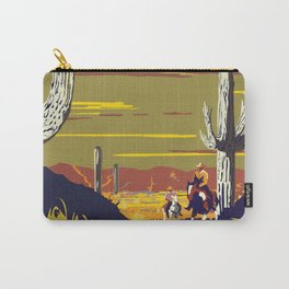 National Parks 2050: Sagauro Carry-All Pouch