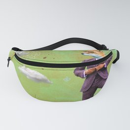 STYLE is FOREVER. FOX TROT. Fanny Pack