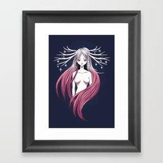 Dream Fairy Framed Art Print