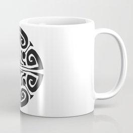 Tatouage Rond - round tatoo mandala - 3 Coffee Mug