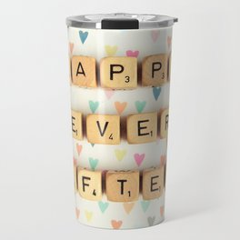 Happy Ever After Travel Mug