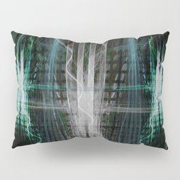 Prison Cathedral Pillow Sham