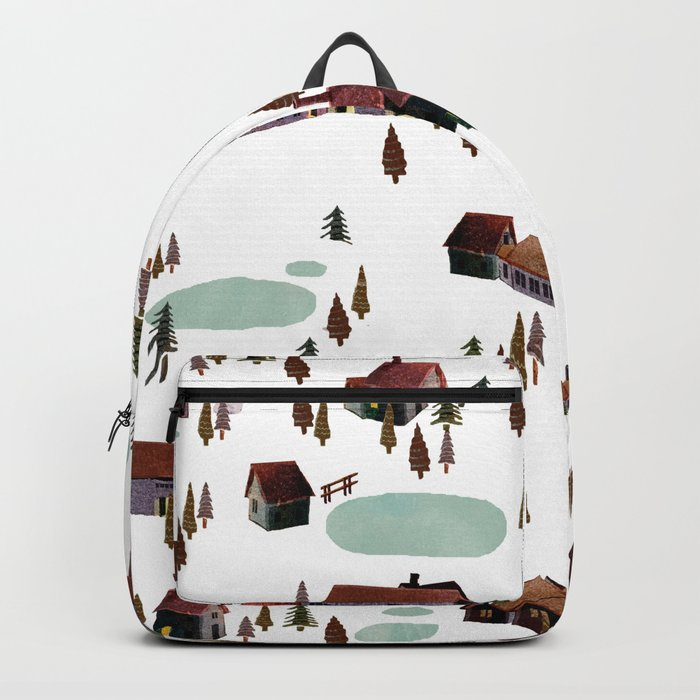 winter is comming Backpack