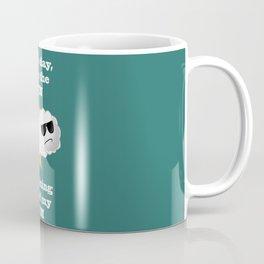 Sunshine out of bum Coffee Mug