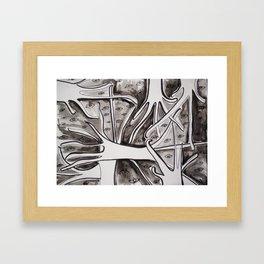 Eyestrees Framed Art Print