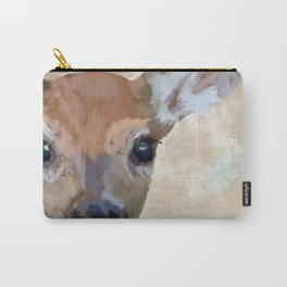 I love you, my deer Carry-All Pouch