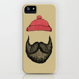 The Logger 2 iPhone Case