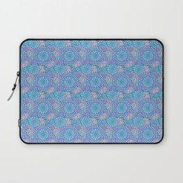 Winter Floral Laptop Sleeve