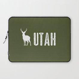 Deer: Utah Laptop Sleeve