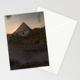 12.000 years ago Stationery Cards