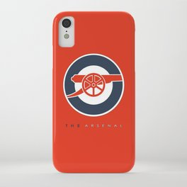 The Arsenal iPhone Case