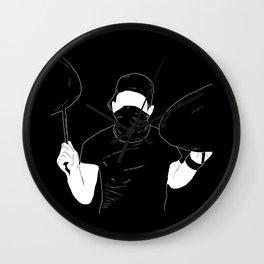Indie Bandit Wall Clock