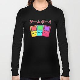 Gameboy Long Sleeve T-shirt