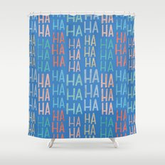 Pattern Project #9 / Funny Pattern Shower Curtain