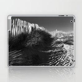 Fencing On The Beach Laptop & iPad Skin
