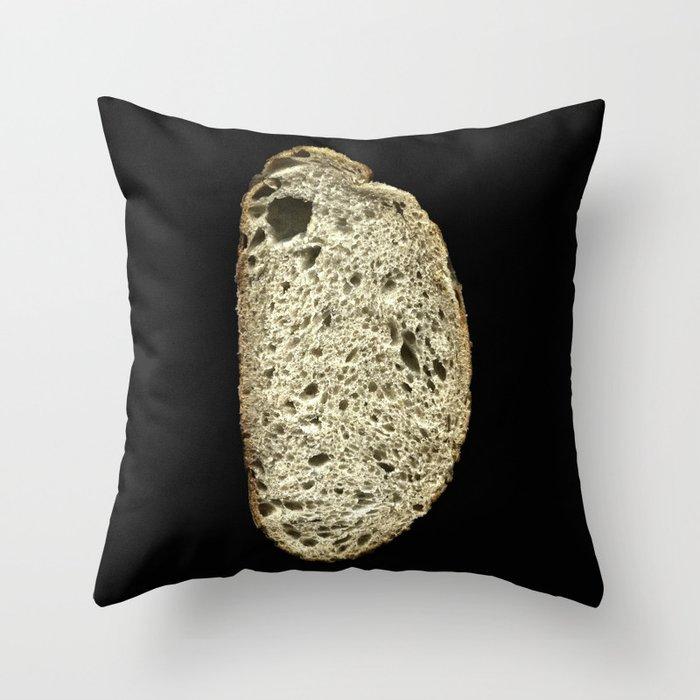 Gluten Throw Pillow