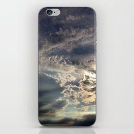 Temperamental Sky iPhone Skin