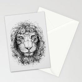King of Nature Stationery Cards