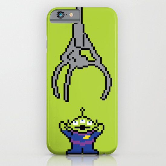 Pixel Story iPhone & iPod Case