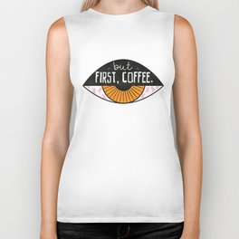 But first, COFFEE Biker Tank