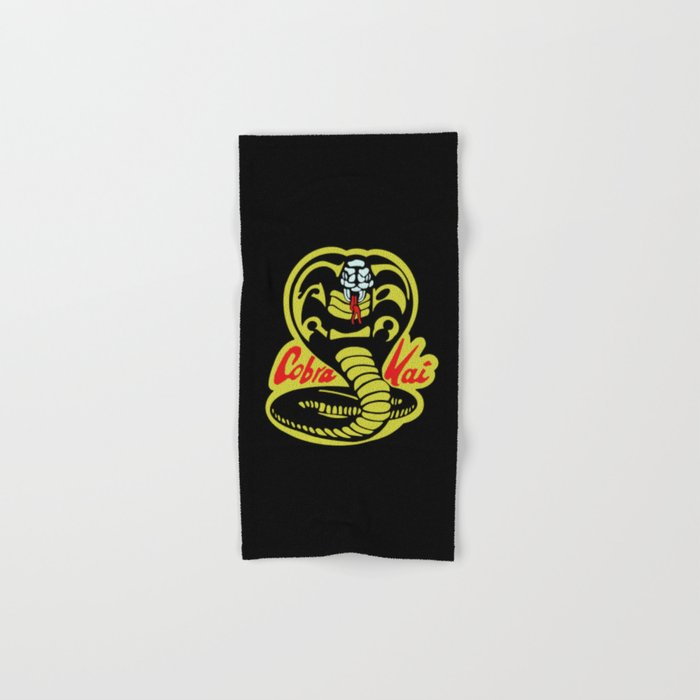 Cobra Kai Hand & Bath Towel