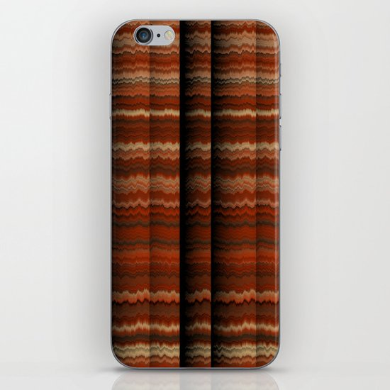 Pillars of Time iPhone & iPod Skin