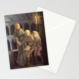 Fire emblem Lucius Libra Forrest Stationery Cards