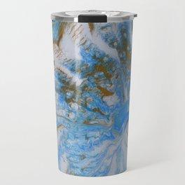 Abstract_0001a Travel Mug