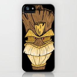 Freaki Tiki iPhone Case