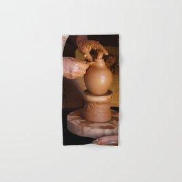 Pottery Hand & Bath Towel