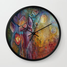 Rejuvenate Wall Clock