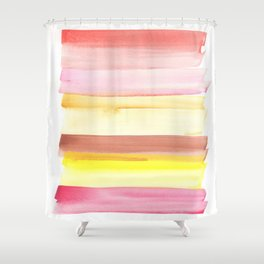 Simplicity is best Shower Curtain
