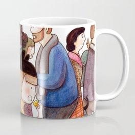 Street people Coffee Mug