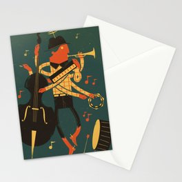 Music Man Stationery Cards