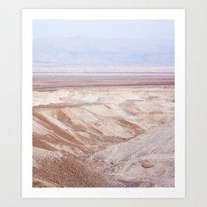 Dead Sea - Long Art Print