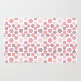 Blushing Dots Rug