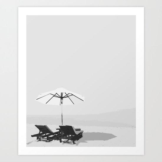 Tropic #society6 #decor #buyart Art Print