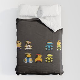 Choose Your Fighter Comforters