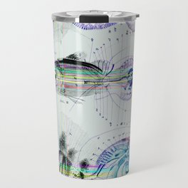 Young of an Unknown Travel Mug