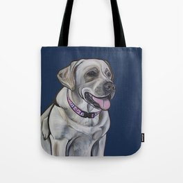 Gracie the Labrador Tote Bag
