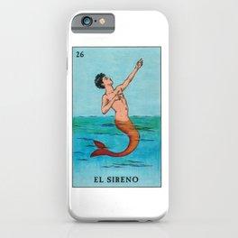 El Sireno iPhone Case