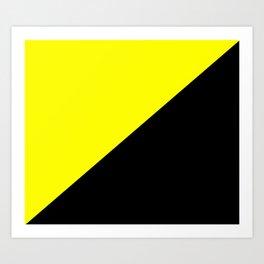AnCap Flag Art Print