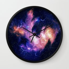 Rise of the phoenix Wall Clock